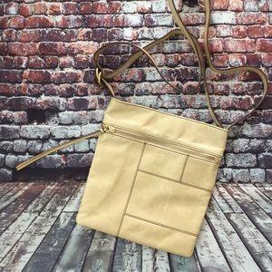 Hobo The Original Patent Leather Crossbody Purse